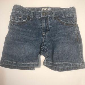 Other - Mudd denim shorts